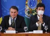 Tổng thống sa thải Bộ trưởng Y tế chỏi quan điểm COVID-19