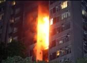 Hong Kong: Cháy chung cư cao tầng, 1 phụ nữ thiệt mạng