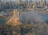 Tổng thống Lebanon: Vụ nổ có thể do bom hoặc tên lửa