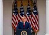 Ông Trump lần đầu phát biểu, có vẻ thừa nhận ông Biden thắng