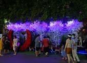 Không gian giáng sinh ở biệt thự của Đàm Vĩnh Hưng
