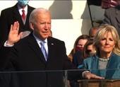 Trực tiếp: Ông Biden, bà Harris đã tuyên thệ nhậm chức