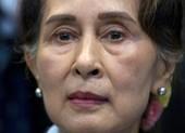 Bà Suu Kyi kêu gọi người dân biểu tình