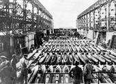 Phát hiện tàn tích căn cứ tàu ngầm Nhật từ Thế chiến 2