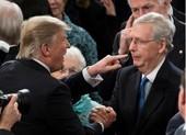 Ông Trump công kích dữ dội lãnh đạo Cộng hòa tại Thượng viện
