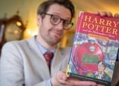 Cuốn Harry Potter cũ mèm có giá gần 800 triệu đồng