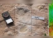 Tìm thấy dấu chân người cách đây 120.000 năm ở sa mạc