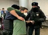 Khoảng 200 nhân vật đối lập bị bắt khi lập diễn đàn ở Moscow
