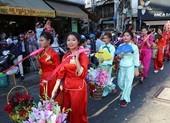 Tết Nguyên tiêu của người Hoa là di sản văn hóa phi vật thể