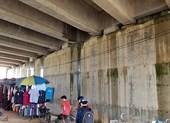 Nhiều cầu trên cao tốc 34.500 tỉ vẫn thấm nước