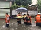 Toàn bộ học sinh, sinh viên Đà Nẵng phải nghỉ học do mưa lớn