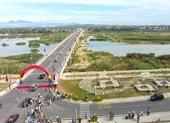 Quảng Ngãi khánh thành cầu mới gần 650 tỉ qua sông Trà Khúc