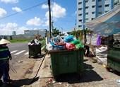 Dân chặn xe rác, nội thành Đà Nẵng ứ đọng rác