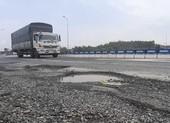 Khắc phục hư hỏng cao tốc Đà Nẵng - Quảng Ngãi trước 15-10