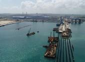 Hòa Phát được nhận chìm hơn 15 triệu m³ vật chất xuống biển