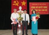 Đà Nẵng có tân trưởng Ban Nội chính Thành ủy