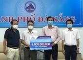 Tập đoàn Hòa Phát góp 2 tỉ đồng cùng Đà Nẵng chống COVID-19