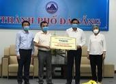 THACO tặng Đà Nẵng thiết bị y tế 5 tỉ đồng chống dịch