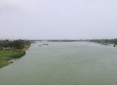 Đà Nẵng tính đường chặn hết sông Cẩm Lệ vì lo nhiễm mặn