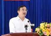 Tân Chủ tịch Đà Nẵng nói gì tại buổi tiếp xúc cử tri đầu tiên?