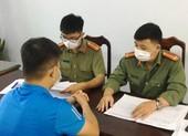Lập biên bản người đăng tin sai về COVID ở Đà Nẵng