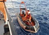 Cứu thành công thuyền trưởng tàu cá nguy kịch trên biển