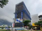 Xây cao ốc sai giấy phép ngay giữa trung tâm TP Đà Nẵng