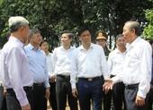Phó Thủ tướng Chính phủ thị sát dự án sân bay Long Thành