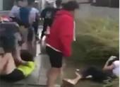 Đồng Nai: Hai nữ sinh bị chặn đánh dã man giữa ban ngày