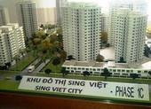 Thông tin mới đầu năm về khu đô thị Sing Việt hơn 1.000 tỉ