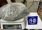 36 kg thuốc lắc, cần sa và ketamine trong lô hàng quà biếu