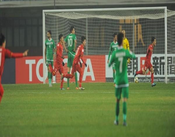 Iraq rất tôn trọng U-23 Việt Nam nhưng họ cũng đã chia tay giải
