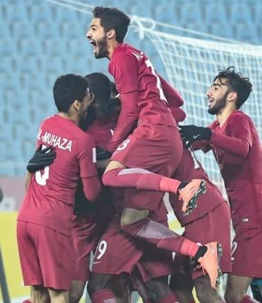 U-23 Qatar này là
