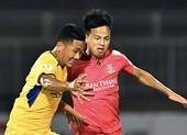 Sài Gòn FC tăng tốc, SL Nghệ An nguy kịch ở đáy bảng