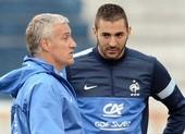 Benzema quay lại đội tuyển Pháp