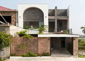 Mãn nhãn với ngôi nhà có thiết kế 'khoảng trống' tĩnh lặng