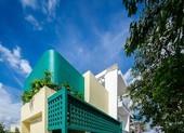 Cách hóa giải xây nhà trên khu đất tam giác