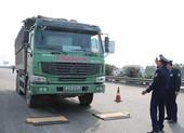 Bộ GTVT yêu cầu xử nghiêm các xe chở quá tải