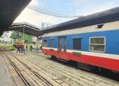 Ngành đường sắt tiếp tục tạm ngưng một số chuyến tàu