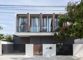 Ngôi nhà 2 tầng nổi bật với cách thiết kế độc nhất, vô nhị
