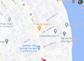 Chú ý lưu thông qua khu vực đường Bình Lợi, Bình Thạnh
