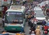 TP.HCM: Giảm 2.300 chuyến xe buýt dịp Tết Dương lịch