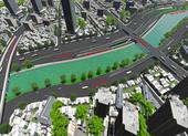 Sắp khởi công dự án đường song hành Võ Văn Kiệt