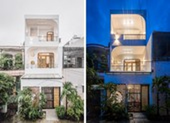 Đầu tư 3 tỉ đồng, con trai kiến trúc xây nhà tặng ba mẹ