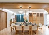 Ấn tượng với mẫu thiết căn hộ 180 m², 3 phòng ngủ