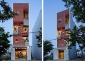 Ngôi nhà nằm trọn giữa 2 dòng sông ở Đà Nẵng