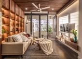 Căn hộ 100 m² sang trọng với chi phí thiết kế 700 triệu đồng
