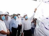 Cao tốc Trung Lương-Mỹ Thuận: 'Cuối năm 2020 thông tuyến'