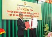 Thẩm phán Thái Quang Hải giữ chức chánh án TAND TP Cần Thơ