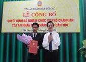 TAND TP Cần Thơ có Phó Chánh án mới